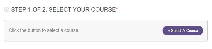 Select Your Course