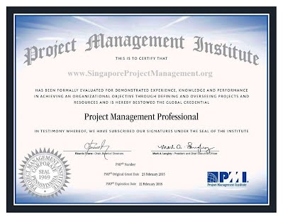 purchase - certification exam - institute of singapore project