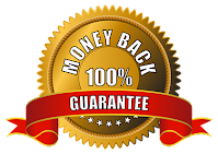 One-Day 100% Money-Back Guarantee