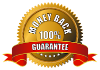 1 Day 100% Money Back Guarantee